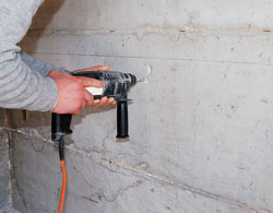 Wall Drilling Tampa FL